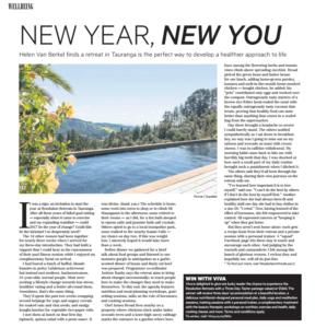 Resolution Retreat Article