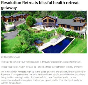 Resolution Retreat