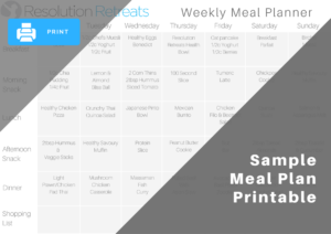 Free Meal Planner Template Free Weekly Meal Plan Free Meal Planner Free Sample Meal Plan Meal Plan TemplateHealthy Meal Planner Sample of Healthy Meal Plan