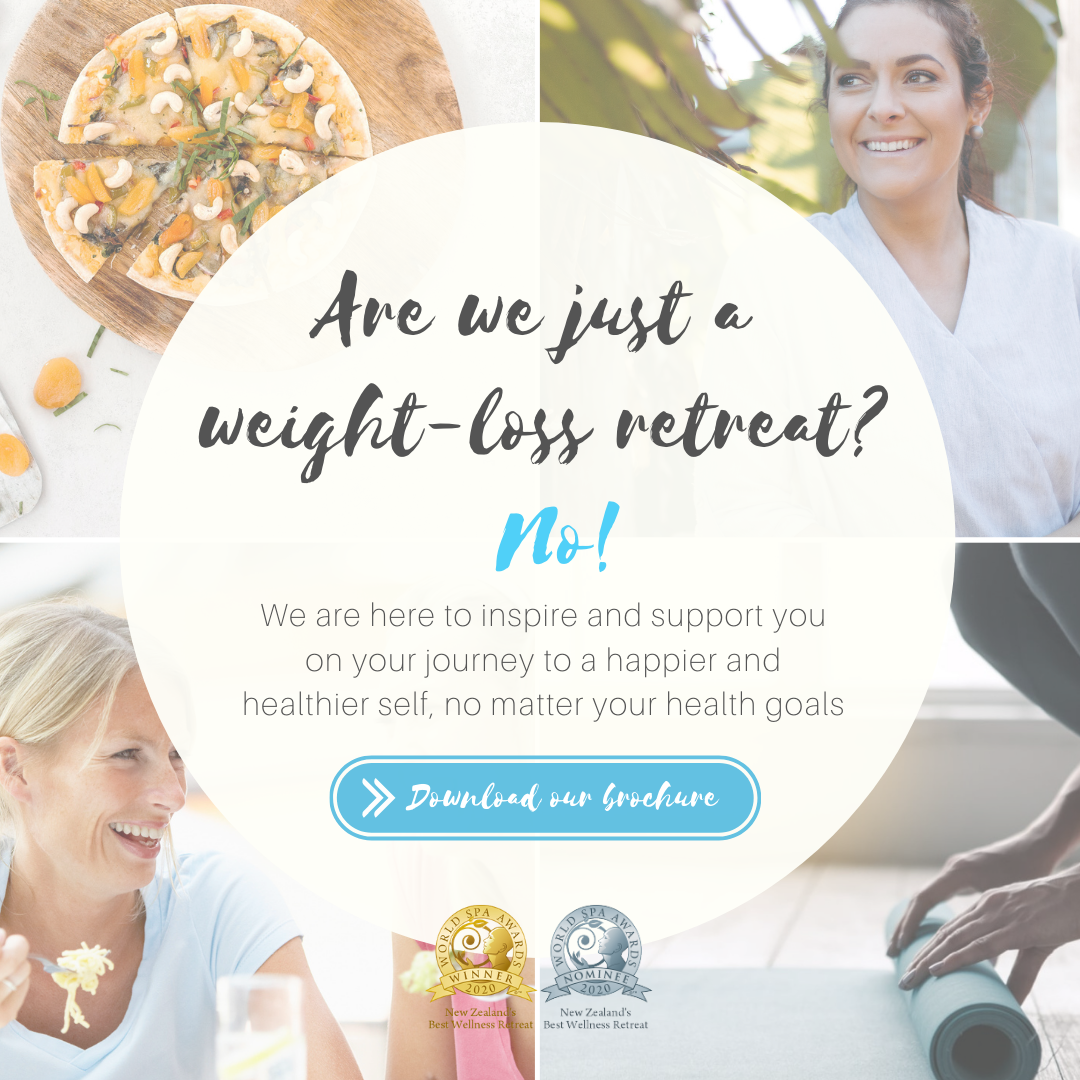 Not just a weight loss retreat